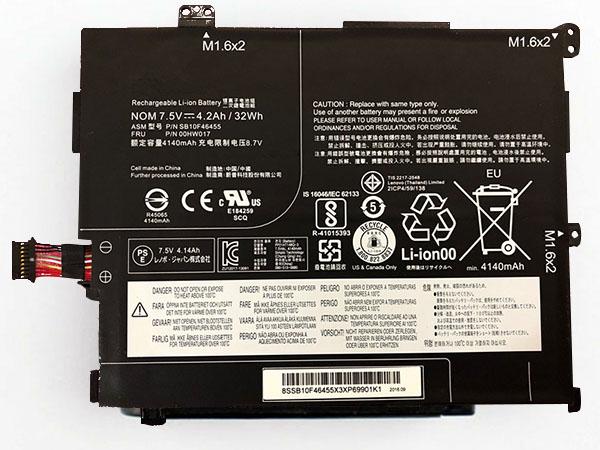 Battery SB10F46455