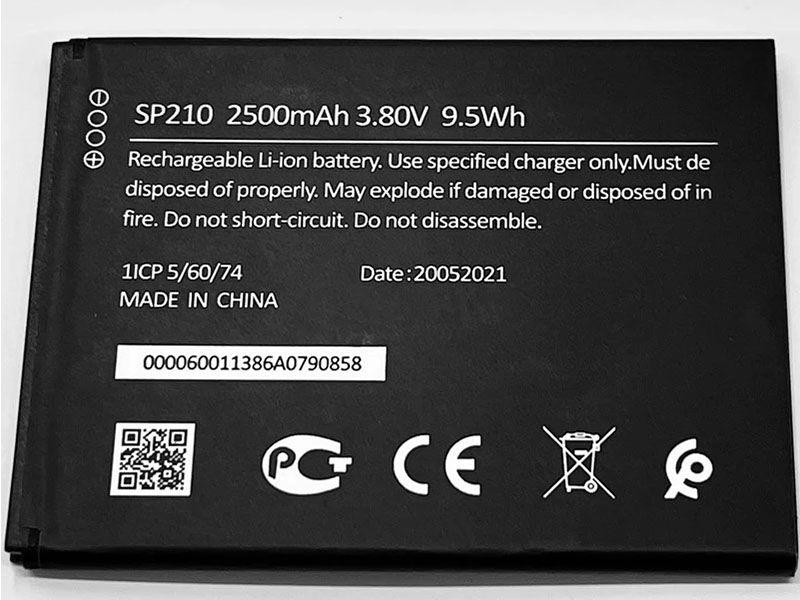 Battery SP210