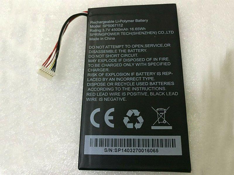 Battery SP5067112