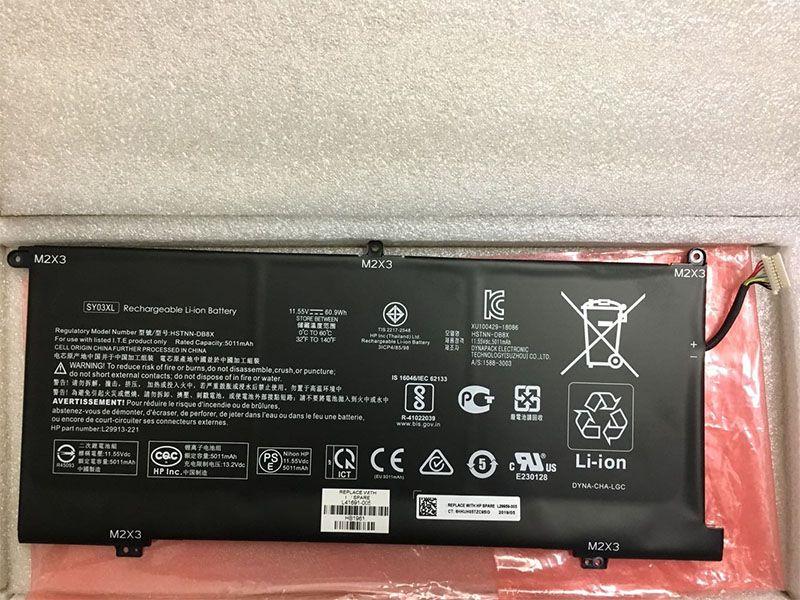 Battery SY03XL
