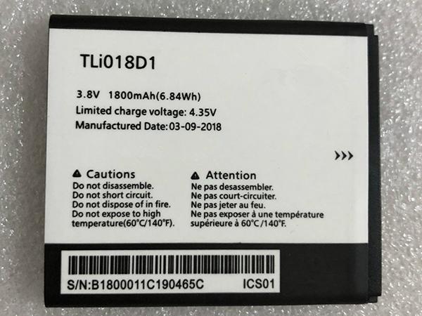 Battery TLI018D1