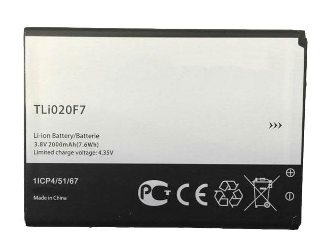 Battery TLI020F7