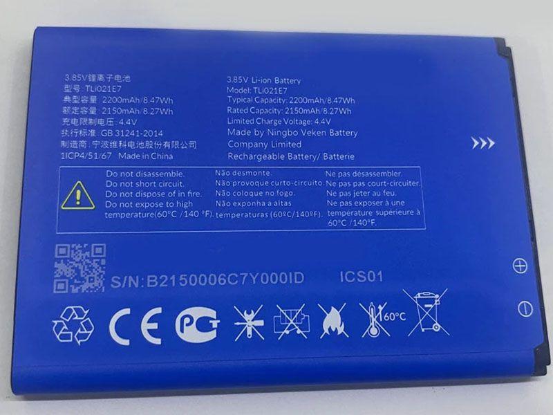 Battery TLI021E7