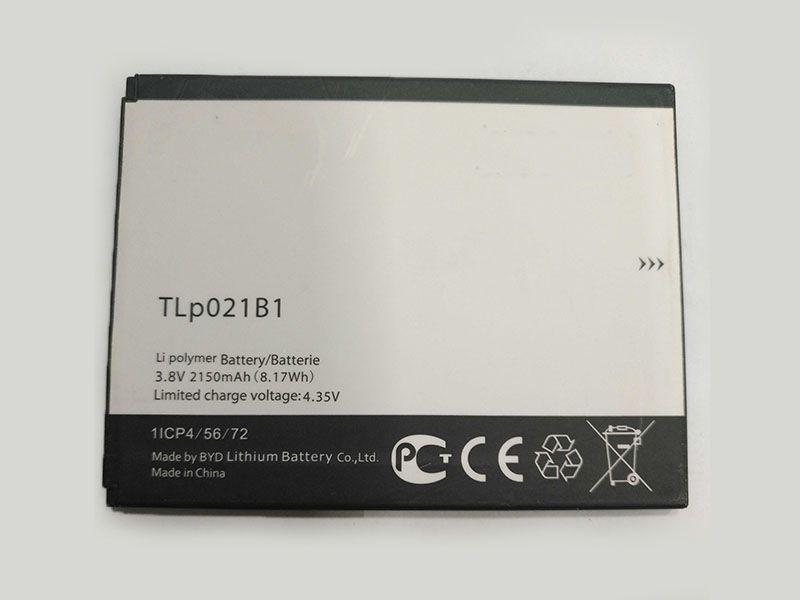 Battery TLP021B1