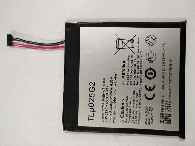 Battery TLp025G2