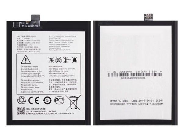 Battery TLP033A7