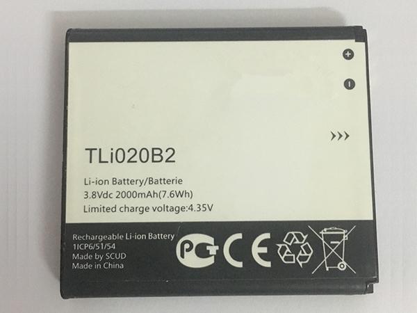 Battery TLi020B2