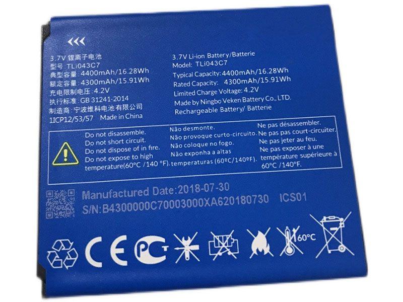 Battery TLi043C7