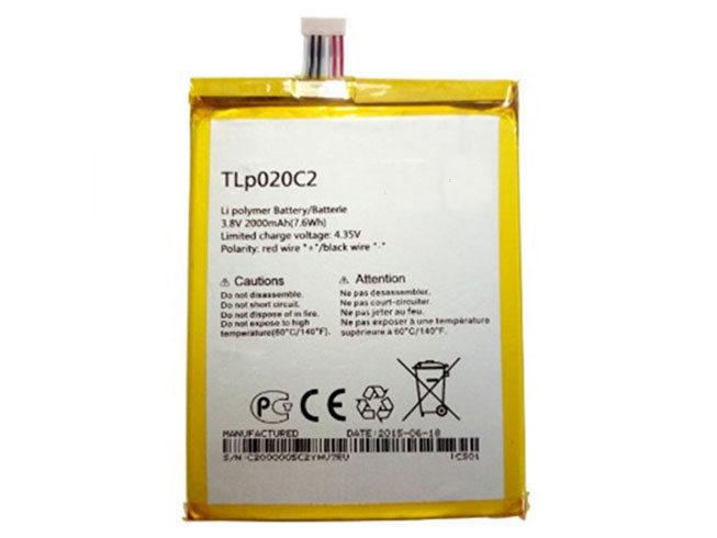 Battery TLp020C2