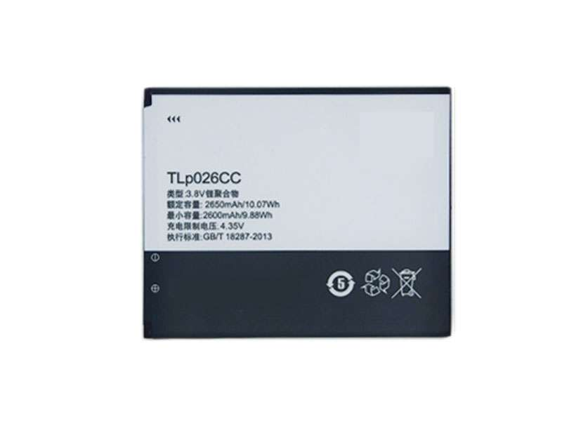 Battery TLp026CC