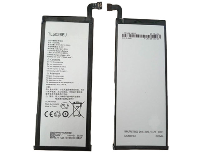 Battery TLp026EJ