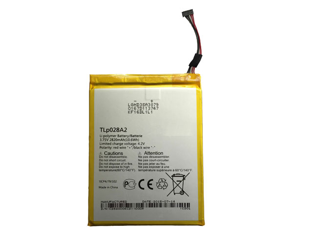 Battery TLp028AD