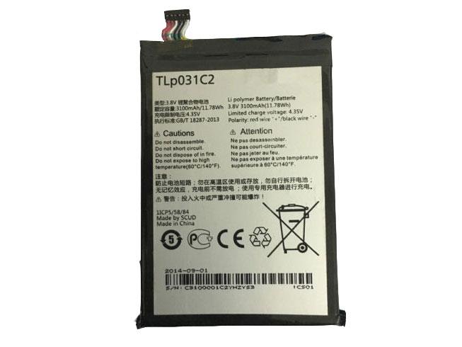 Battery TLp031C2