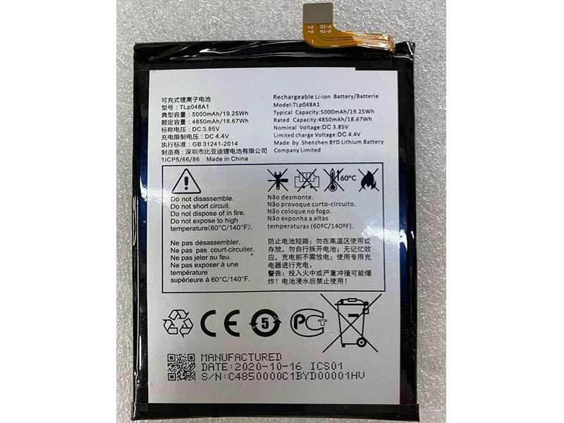 Battery TLp048A1