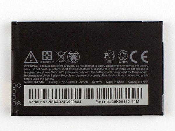 Battery TOPA160