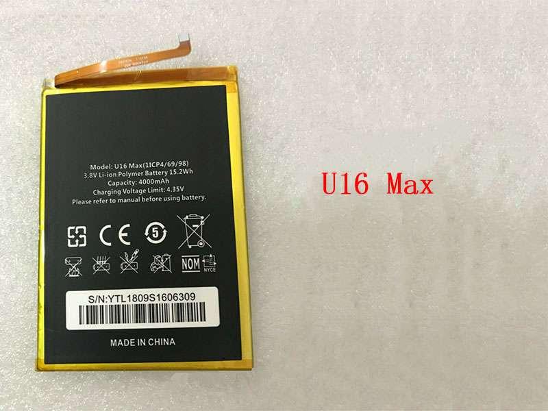 Battery U16_Max