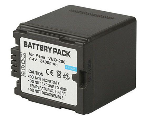 Battery VW-VBG260