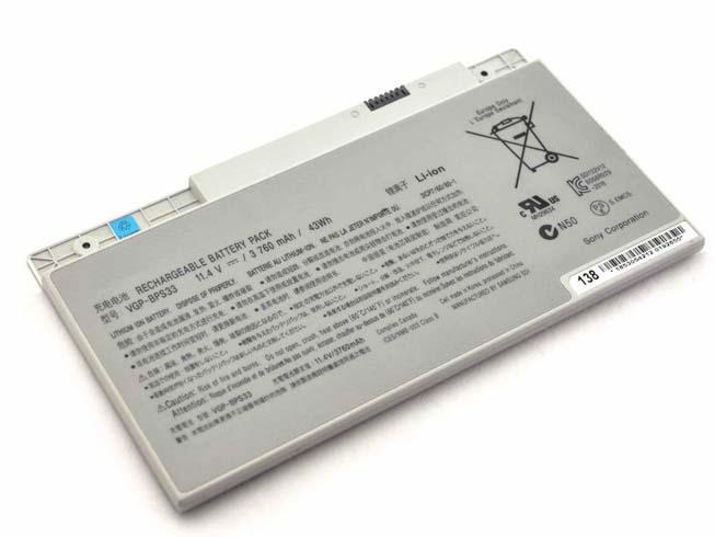 Battery VGP-BPS33