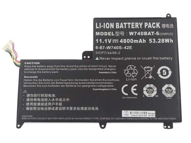 Battery W740BAT-6