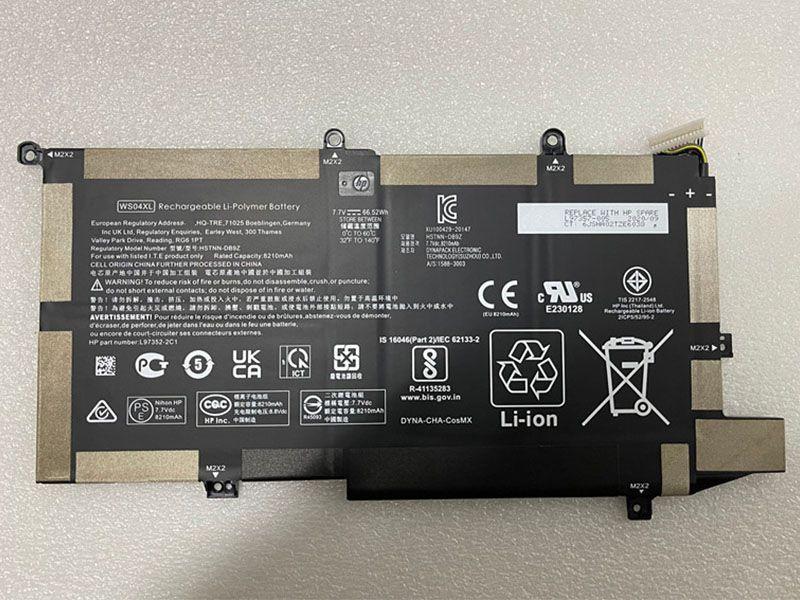 Battery WS04XL