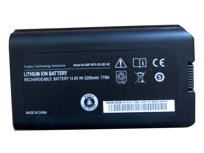Battery SMP-MFS-SS-26C-08