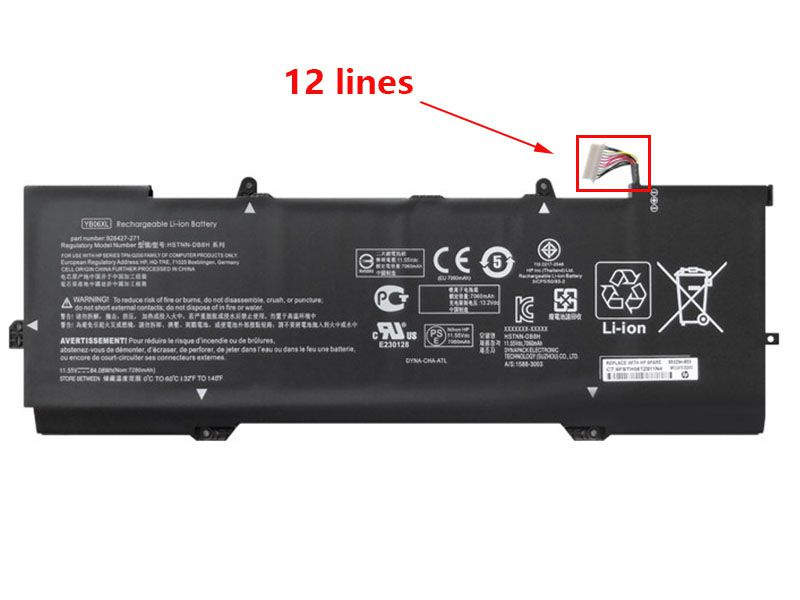 Battery YB06XL