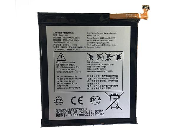 Battery TLP025K1