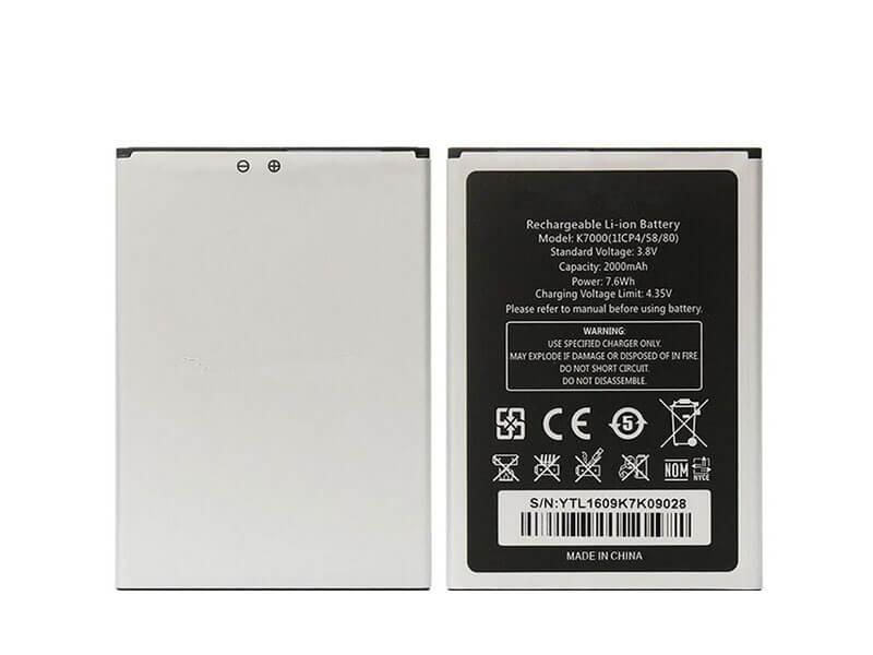 Battery K7000