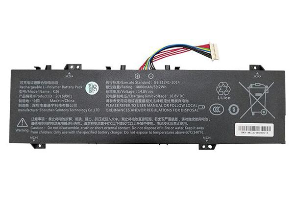 Battery K36