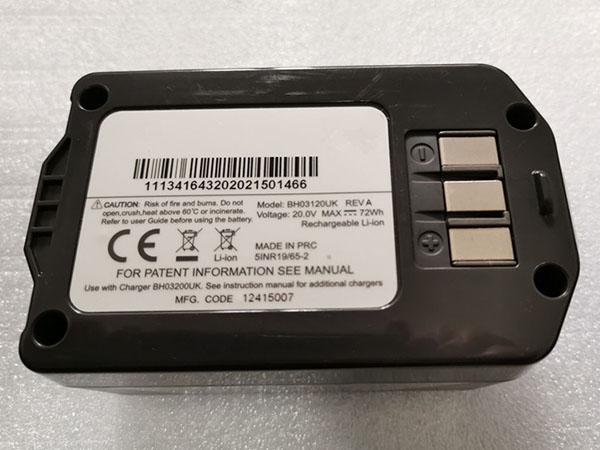 Battery BH03120UK