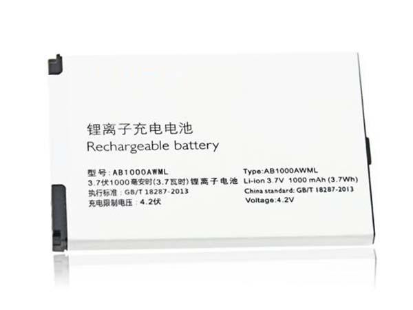 Battery AB1000AWML