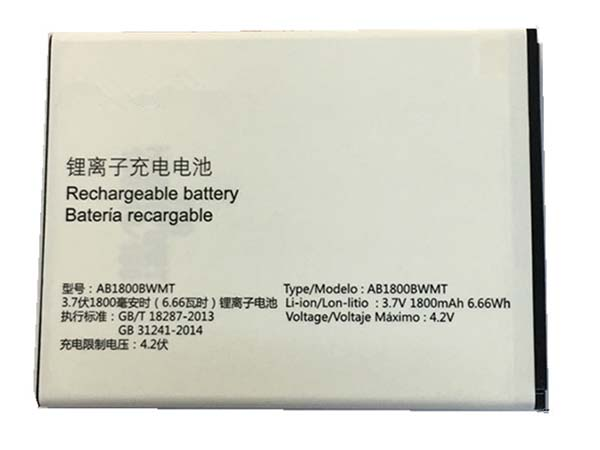 Battery AB1800BWMT