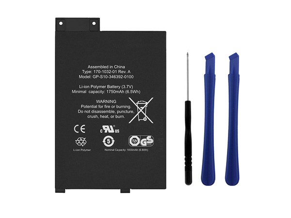 Battery GP-S10-346392-0100