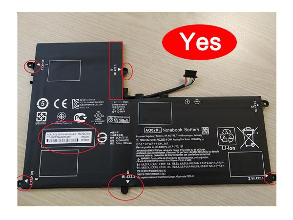 Battery AO02XL