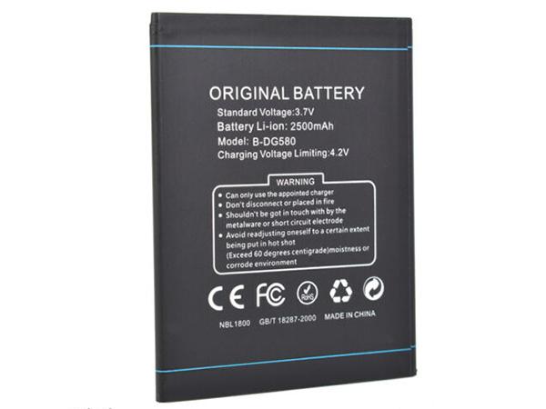 Battery B-DG580