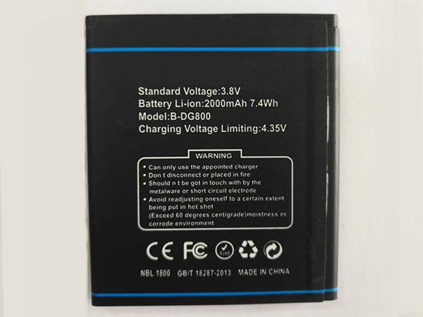 Battery B-DG800