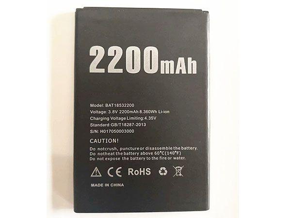 Battery X53