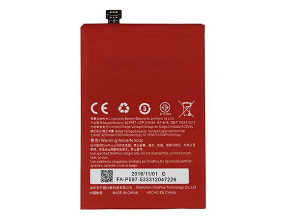 Battery BLP597