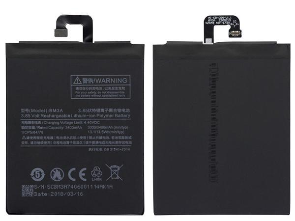 Battery BM3A