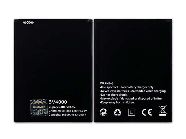 Battery BV4000