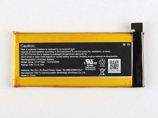 Battery C11P1322