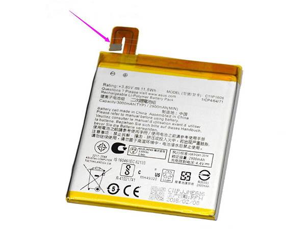 Battery C11P1606