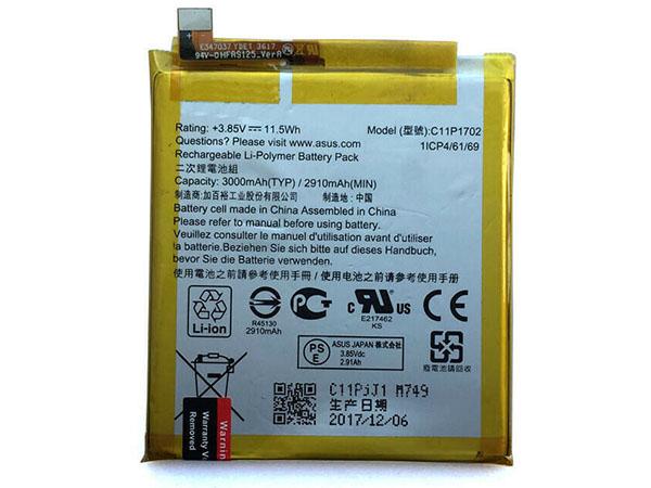 Battery C11P1702