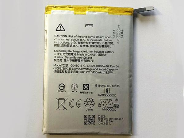 Battery G013C-B