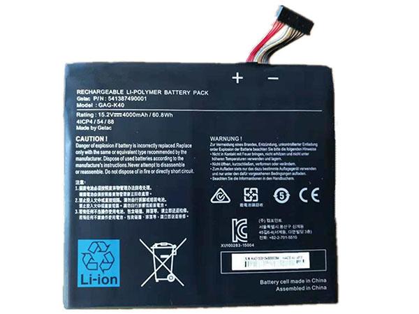 Battery GAG-K40