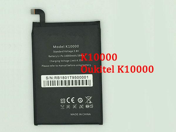 Battery K10000