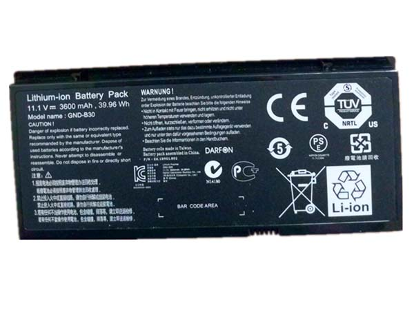 Battery GND-B30