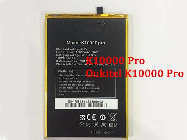 Battery K10000_Pro