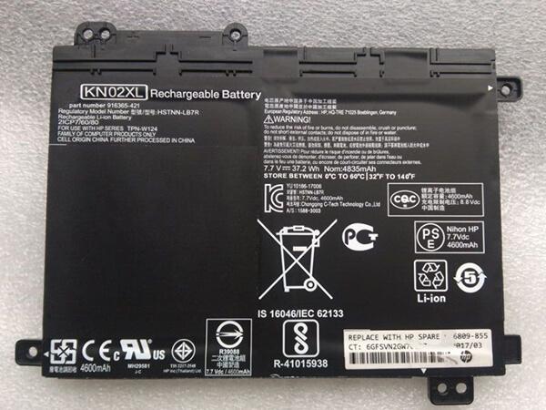 Battery KN02XL
