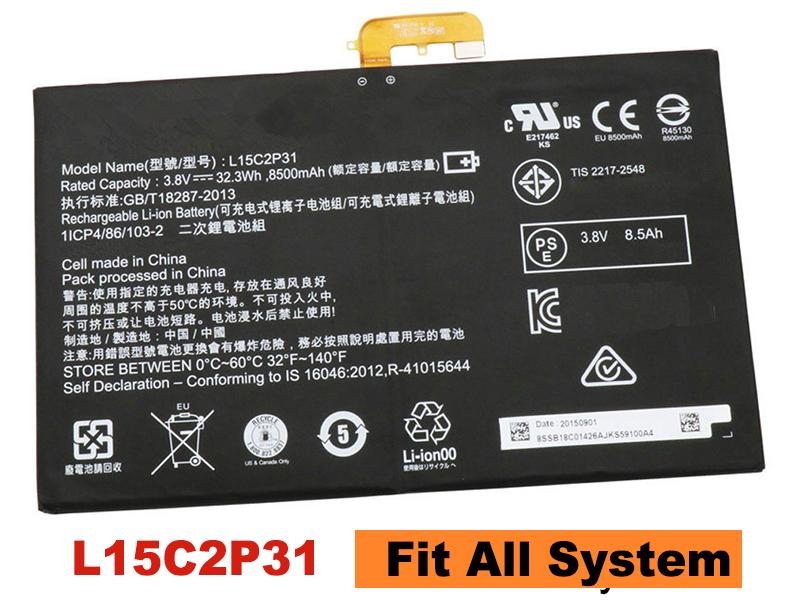 Battery L15C2P31